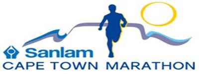 Logo du sanlam cape town marathon