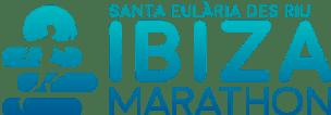 Logo santa eularia des riu Ibiza Marathon en espagne